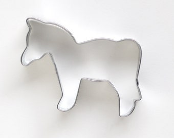 Horse Cookie Cutter, Animal Cookie Cutter, Western Cookie Cutter