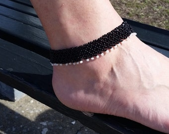 Anklets For Women, Beaded Anklet Bracelets, Lace Anklets, Belly Dance Anklets
