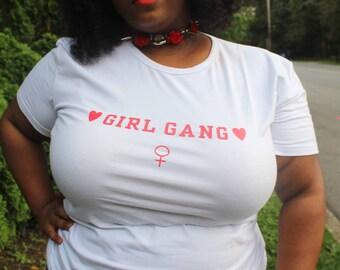 SALE GANG ! Tee Girl Gang T shirt