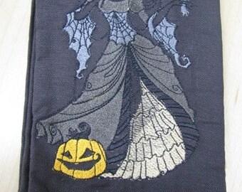 Halloween Elegant Lady Masquerade Towel - EXTRA STOCK