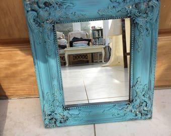 Small Shabby Chic Mirror