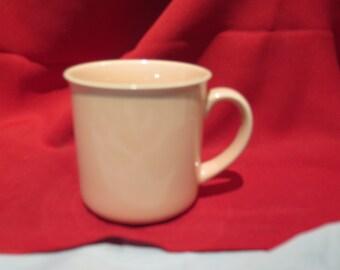 "Baker, Hart & Stuart Pink Pattern 3.5"" Mug"