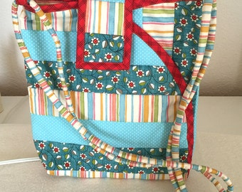 Quilted Purse Pattern - Back and Forth Bag #560