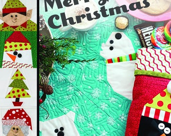 Sew Yourself A Merry LIttle Christmas Book by Mary Hertel