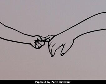 Papercut Art  #24