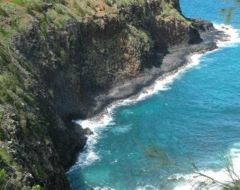 Photo Greeting Card  Kauai   4 X 6 Photo  Blank    FREE SHIPPING