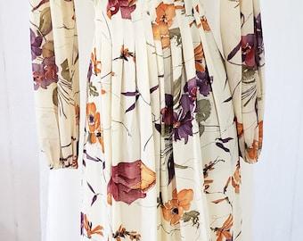 Vintage Handmade Maxi Dress
