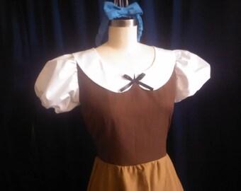 Snow White's Rag Dress