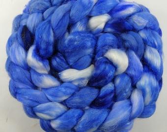 70/30 Merino Silk  Roving 4oz OOK #4