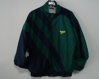 Vintage Reebok Windbreaker jacket size. S