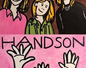 Hanson and Handson [set] (2016)