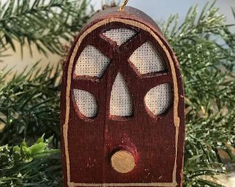 Vintage 1920's Radio Christmas Radio