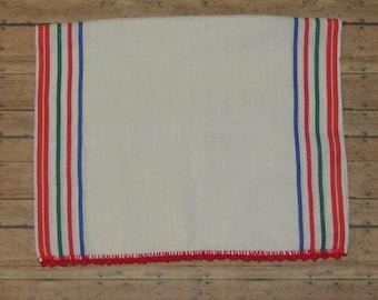 Vintgage dish towel