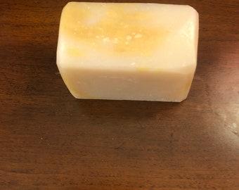 Patchouli Saffron Cold Process Soap