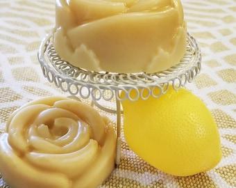 lemon verbena scent soap