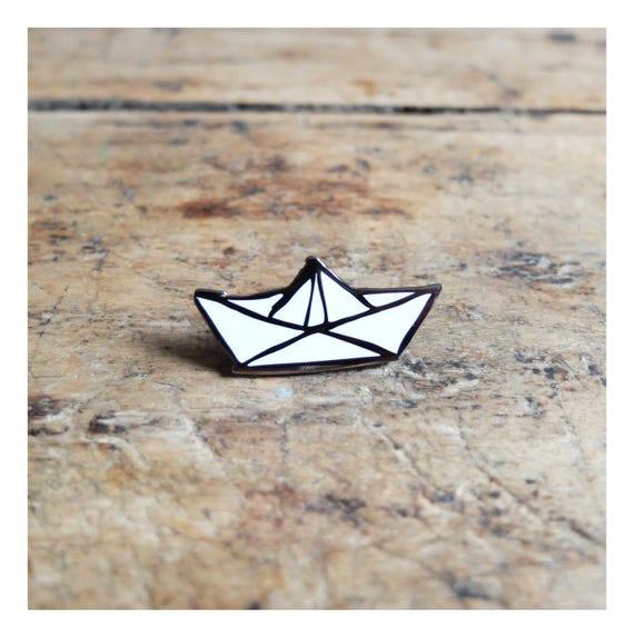 """Pin badges """"Sailboat"""""""