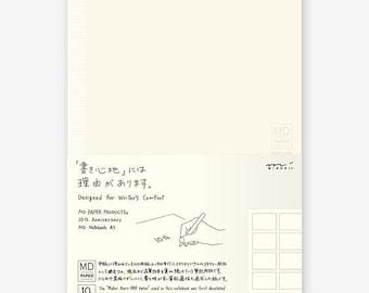 Midori MD Notebook - 10th Anniversary Edition - A5 - Storyboard