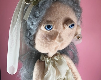 Miss Havisham OOAK Art Doll