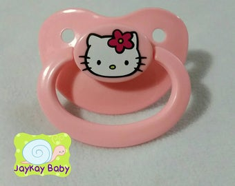 Hello Kitty Adult Pacifier (ABDL)