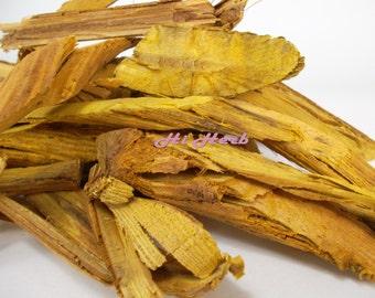 120 Grams Coscinium Fenestratum Dried Herb Wood Yellow Vine Lumbago Hyperlipidemia Hyperglycemia Drinking Tea