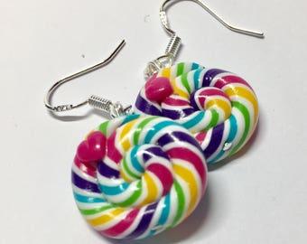 Handmade rainbow sugar Bo