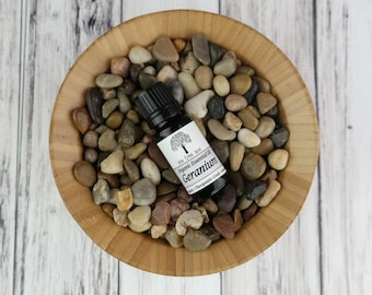 OPPS Organic Geranium Essential Oil • Expires 12.2018 • Mega Sale • Therapeutic Grade