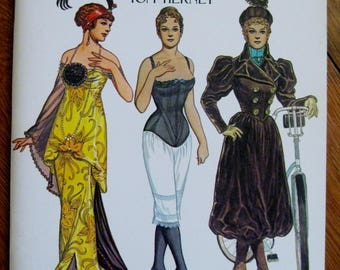 Belle Epoque Paper Dolls, Tom Tierney, UNCUT