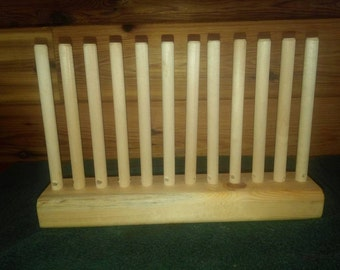 Wooden Peg Loom **3 Peg Sizes**