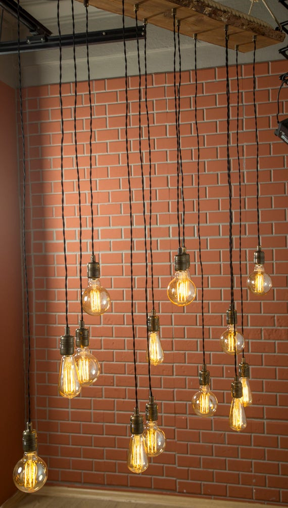 Rustic Chandelier Farmhouse Chandelier Rustic Lighting