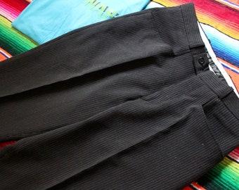 Men's vintage suit trousers