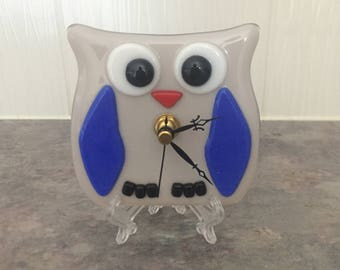 Mini Owl Clock