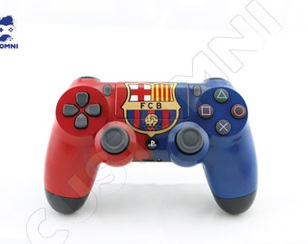 Barcelona Playstation 4 Custom Controller