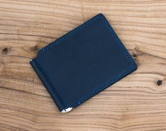 money clip wallets for men leather money clip mens leather wallet leather card holder money clip leather gift for men gifts for dad wallet