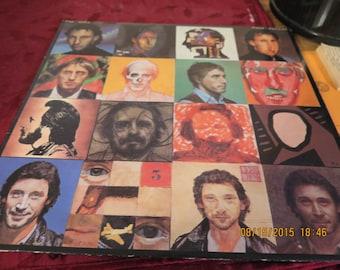 """The Who Face Dances LP 1981 Warner Bros HS 3516 Classic Rock 12"""" 33RPM"""