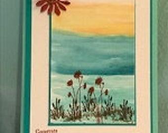 Riverfront Greeting Card