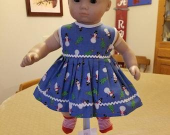 American Girl Bitty Baby Doll Dress (SKU  M64)