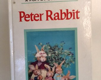 1968 Peter Rabbit by Tadasu Izawa and Shigemi Hijikata
