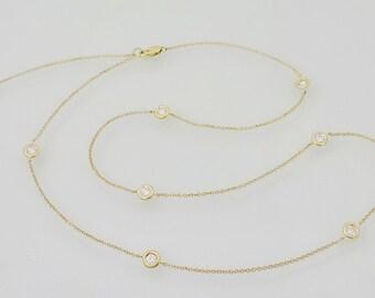 Constellation Diamond Necklace