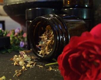 Great Crow Queen Smudge Morrigan Incense