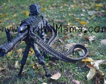 Adjustable Paracord Rifle Sling- customized