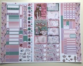 Forever Personal Planner Sticker Kit: