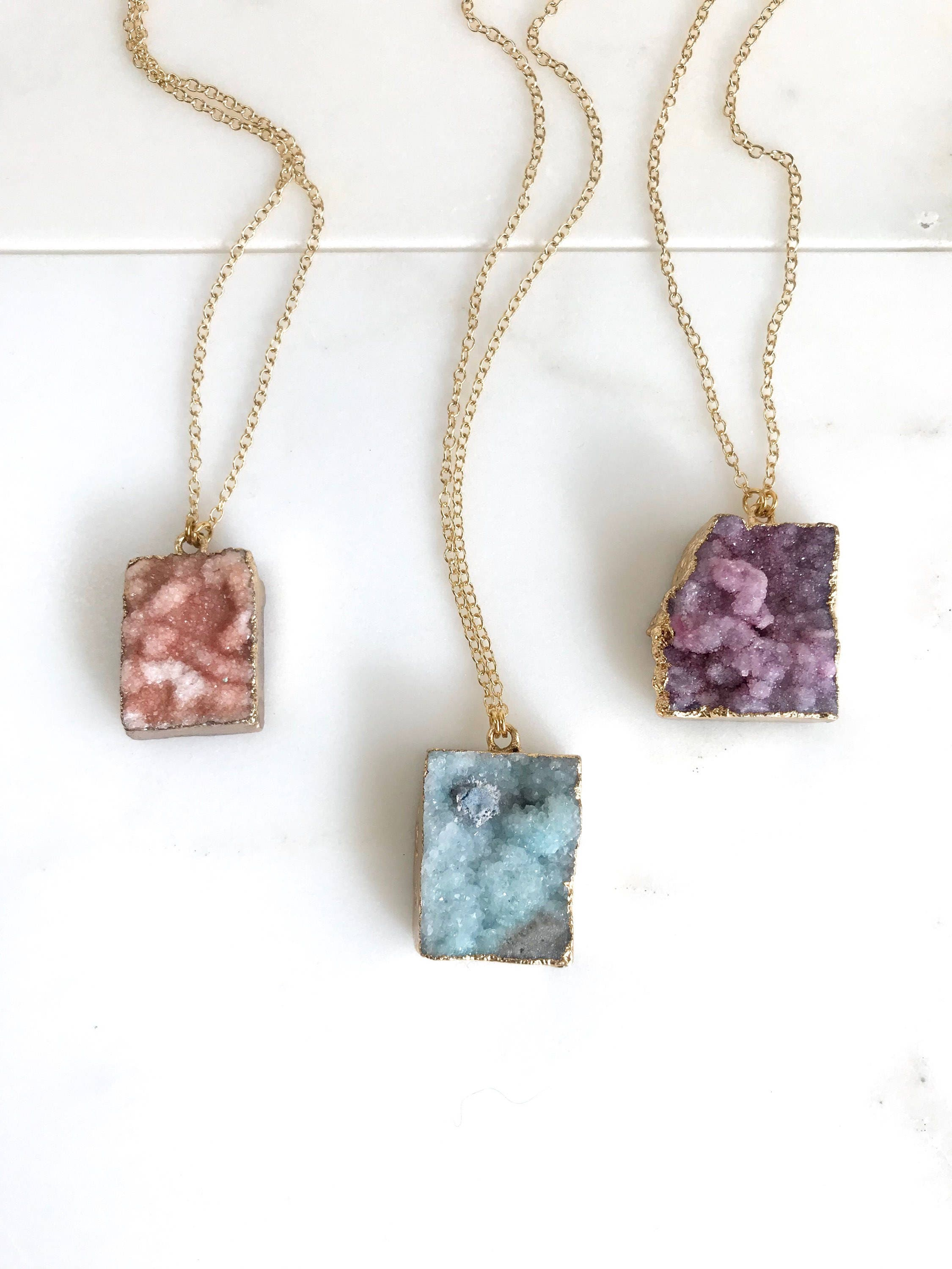m amethyst necklace products raw stone