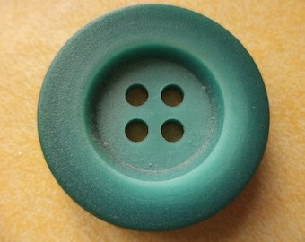 8 BUTTONS turquoise 27mm (6242) button coat buttons jacket buttons