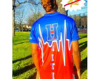 Men's Haiti Shirt