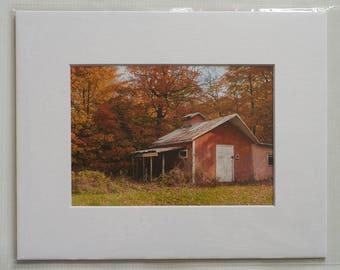 Old sugar shack - 8x10