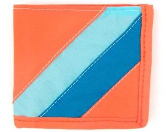 Neon Ocean Wallet