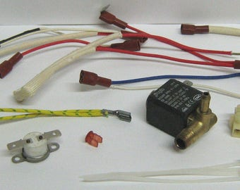 TERMOZETA Steam Station 105003, wiring set and original electrical parts