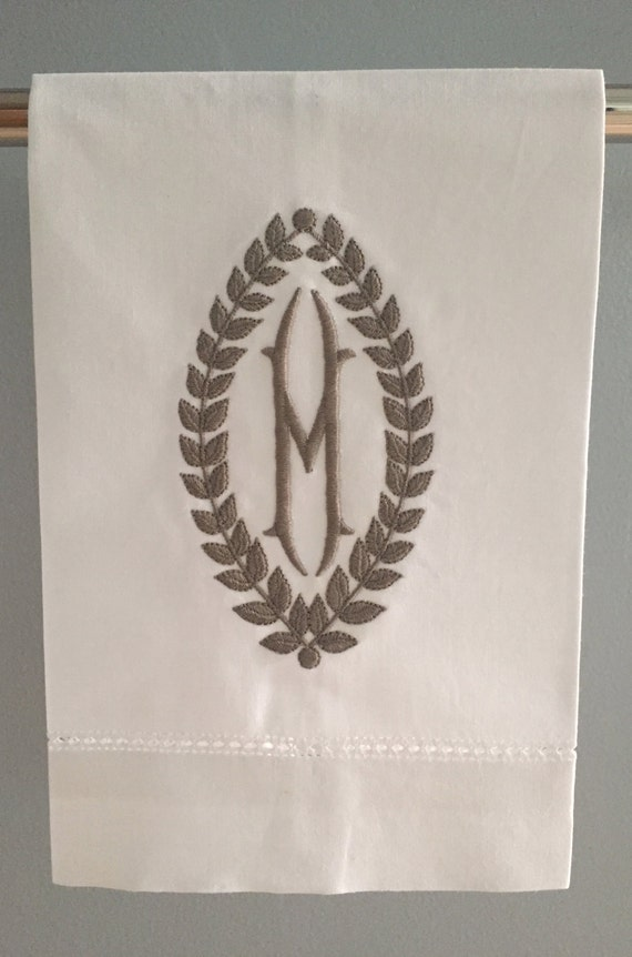 Custom Williamsburg Linen Hand Towel