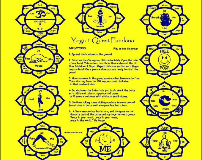 FUN! Kids Yoga Game. Kids learn to do the Frog pose, downward dog, common yoga poses and more Easy way to teach yoga to kids of all ages!