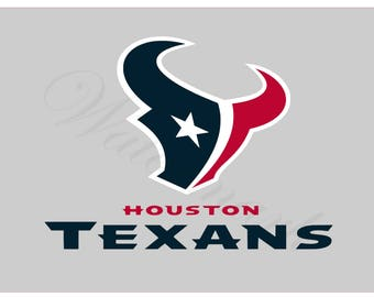 Houston SVG and Studio 3 Cut File Cutouts Files  Logo Stencil Silhouette Cricut Files SVGS Stencils Decals Decal Football Team Sport Texans